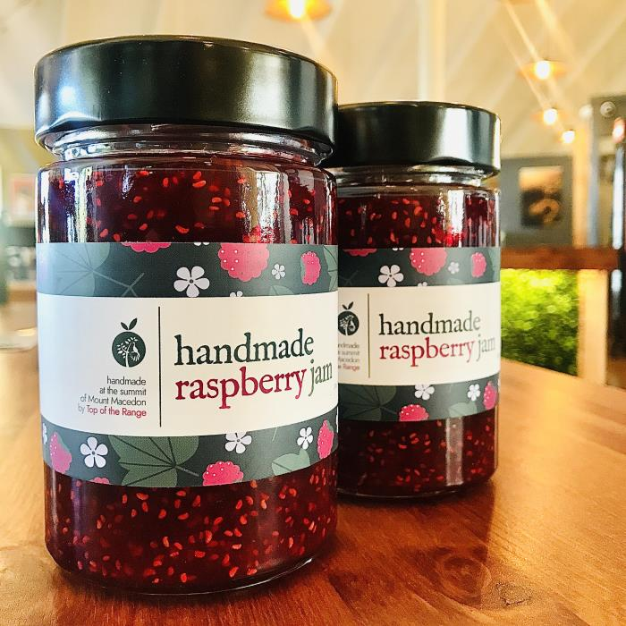 NEW! Top of the Range Raspberry Jam :) YUM!